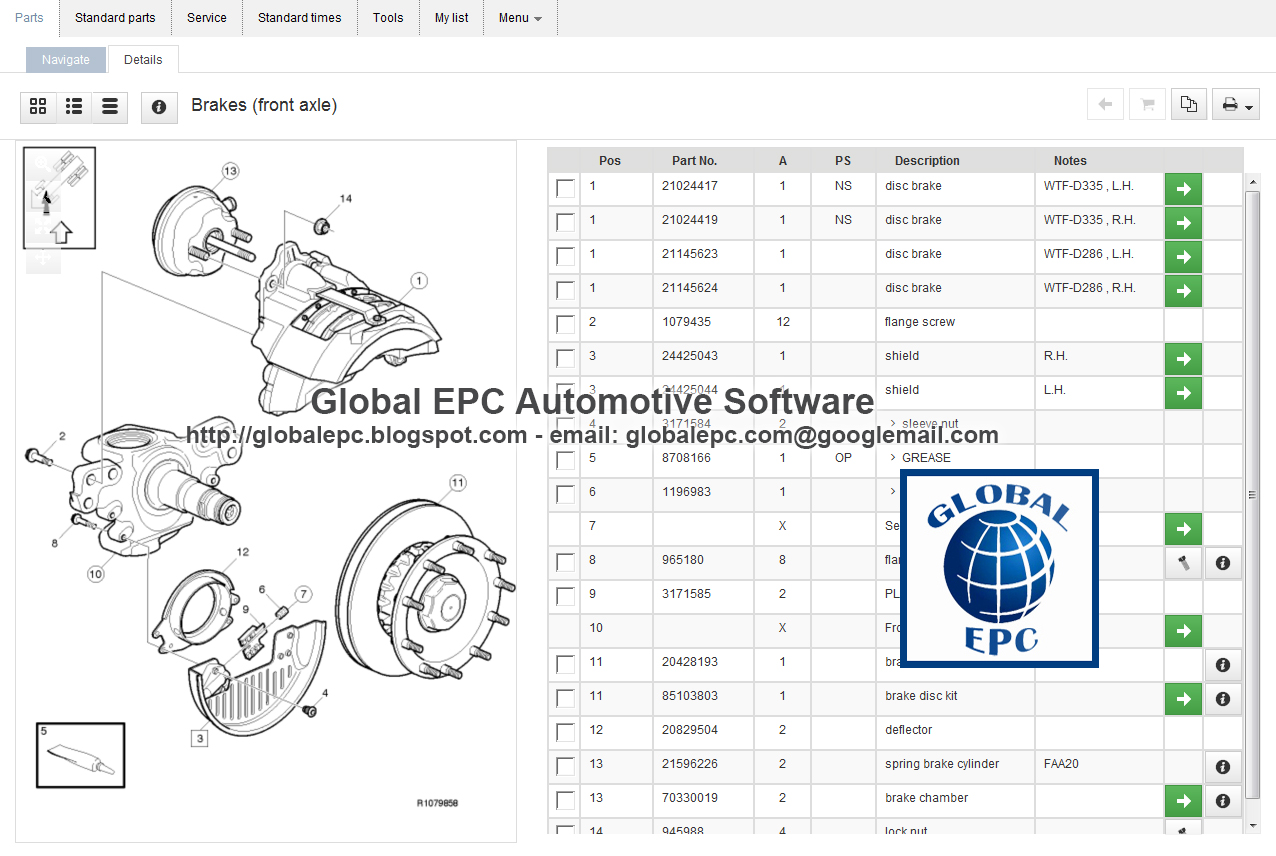 global epc automotive software volvo impact 11 2017 buses and rh globalepc blogspot com Volvo FL10 Australia volvo fl10 workshop manual pdf