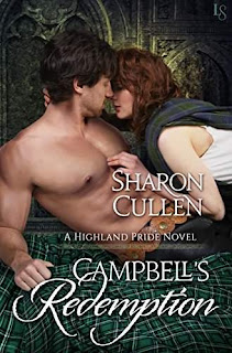 Campbell's Redemption: A Highland Pride Novel by Sharon Cullen