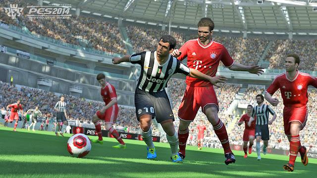 pro evolution soccer 2014 apk android data download