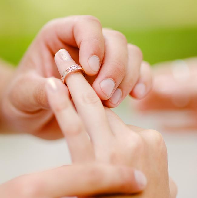 Ý nghĩa của mỗi ngón tay khi đeo nhẫn