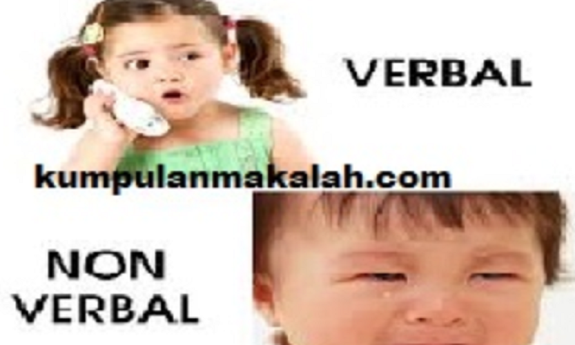 Contoh Komunikasi Verbal dan Non Verbal