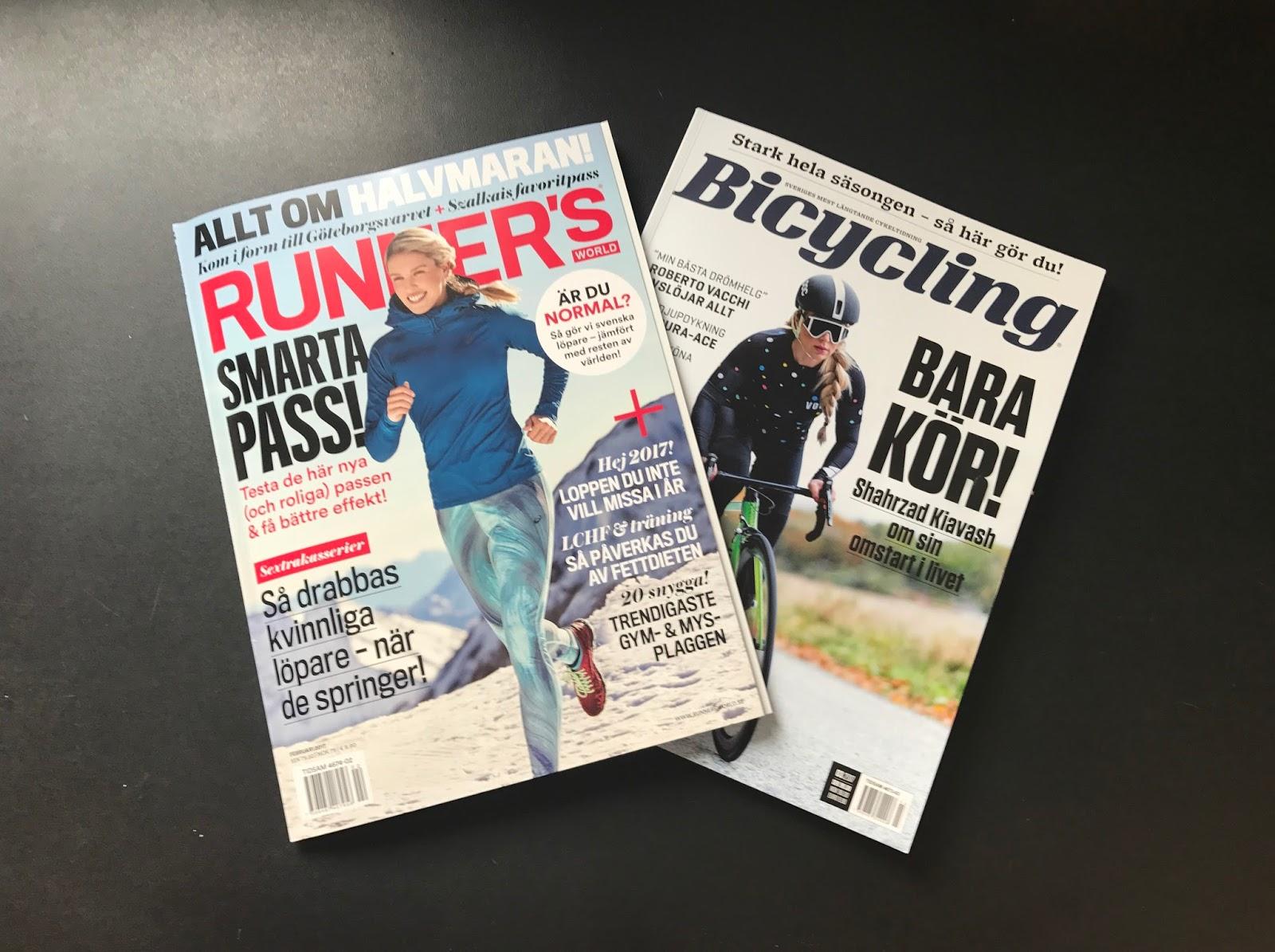 Jag tycker att det svenska cykelmagasinet Bicycling fått ett uppsving med  det nya formatet och det senaste numret är inget undantag. Bra artiklar ... 3444ad6dc45fe