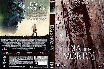 Filme Dia Dos Mortos 2018 (Day of The Dead - Bloodline) DVD Capa
