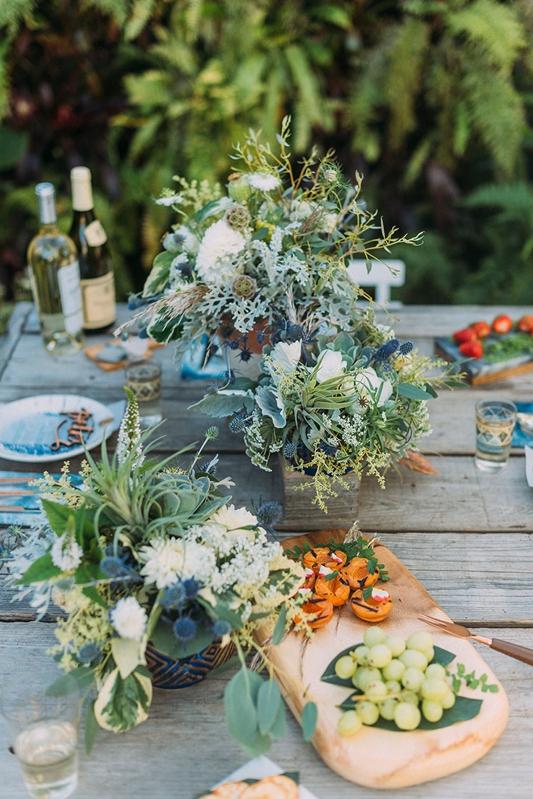 boda en el jardín de casa chicanddeco