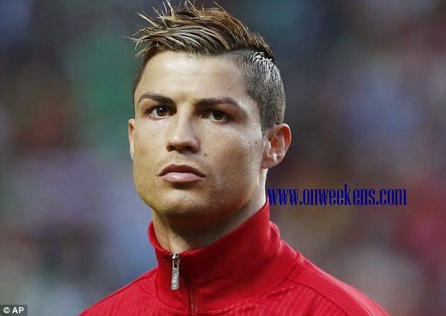 Ronaldo Hairstyle Brazil Frisuren B