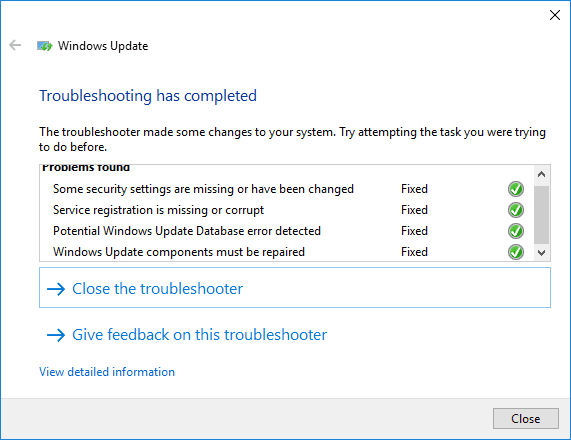 How To Solve Windows 10 Update Fail (error code 0x80073712