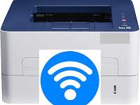 Cara Setting KONEKSI WIRELESS PRINTER KE LAPTOP DAN PC KOMPUTER, Mudah dan Cepat