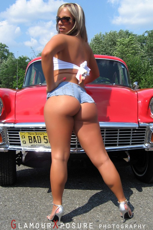 Your idea big booty car show girl have forgotten