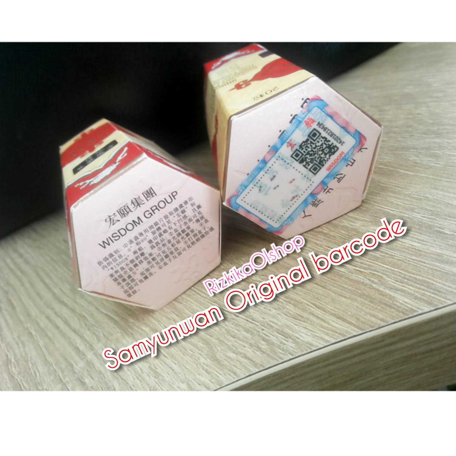 Samyunwan Penggemuk Badan Sam Yun Wan Samyun Wisdom Original Obat Penambah Nafsu Makan Tidak Dianjurkan