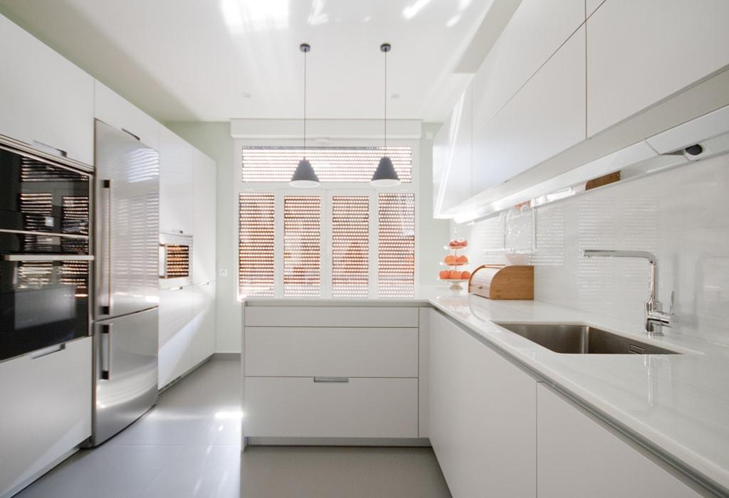 Muebles de cocina en u 20170829010958 - Cocinas pequenas en forma de u ...