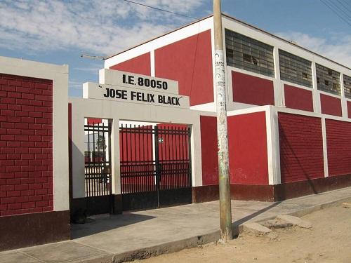 Escuela 80050 JOSE FELIX BLACK - Paiján