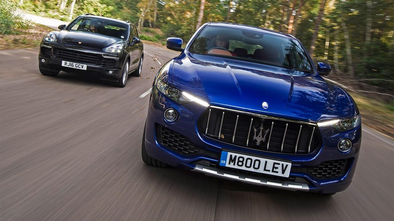 Maserati SUVs Price, How Much is a Maserati? Maserati Price List
