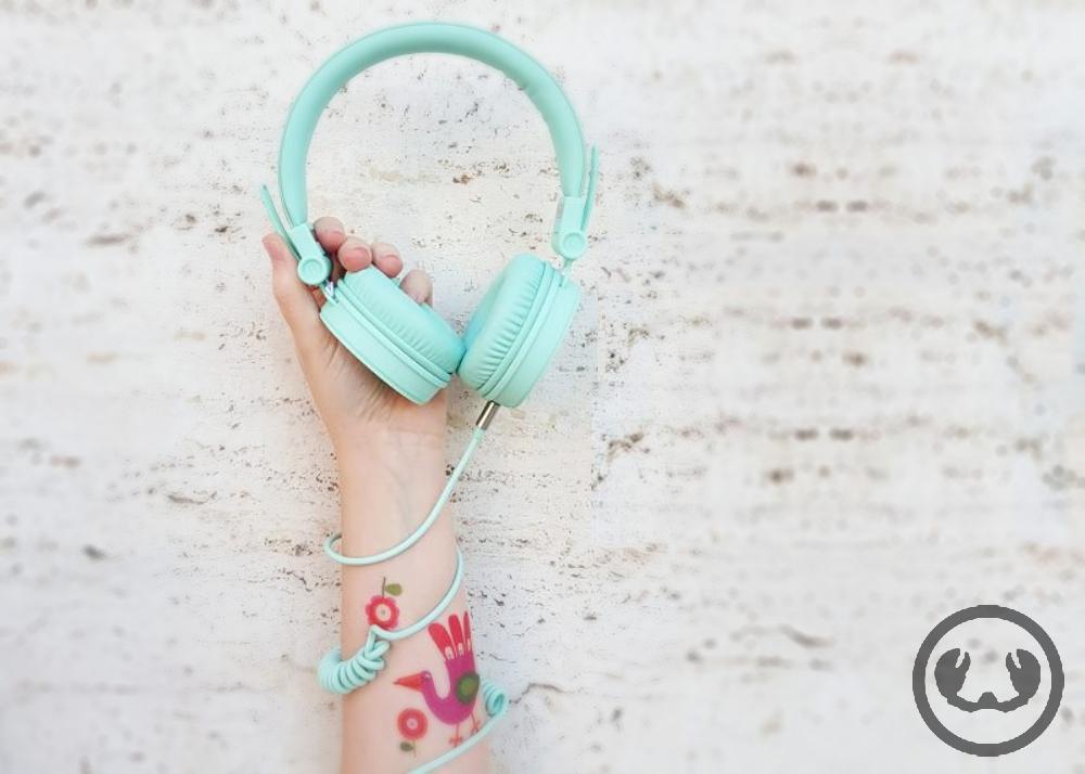 Music with Style: Fresh 'n Rebel CAPS HEADPHONES