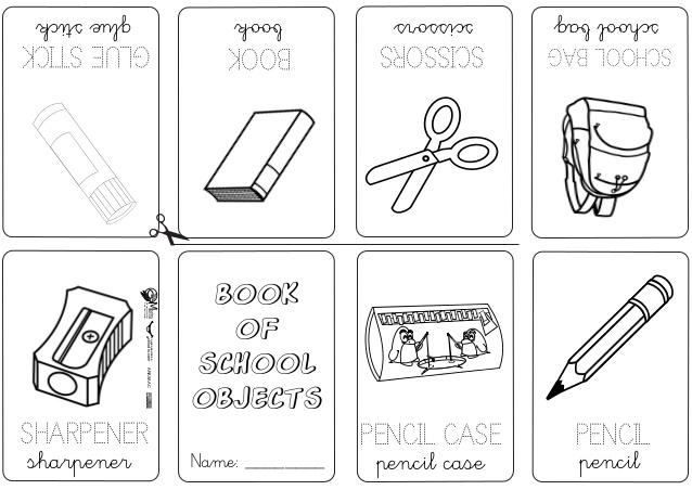 NEWS: school objects