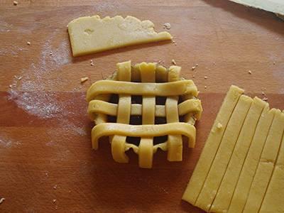 Crostatine alla marmellata con frolla all'olio 8