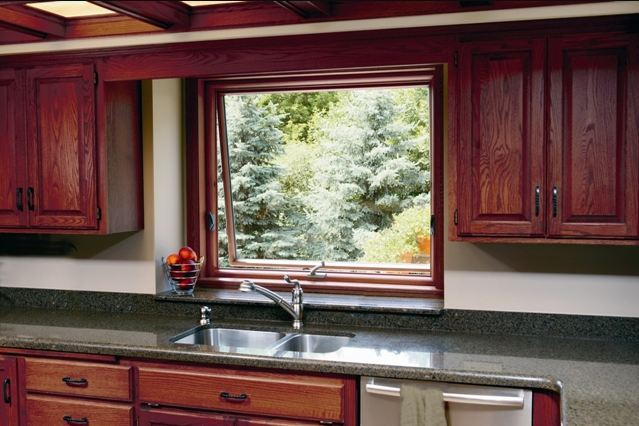 Home design ideas for House plans with kitchen sink window