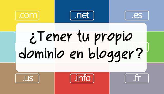 dominio para el blog