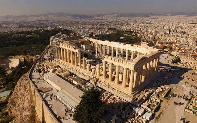 Reconstruction of Parthenon Cella given green light