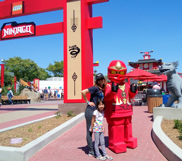 Ninjago World at Legoland. See more photos at www.growinguphui.com