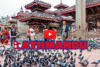 Durbar-Platz in Kathmandu | NEPAL | World travel | WELTREISE