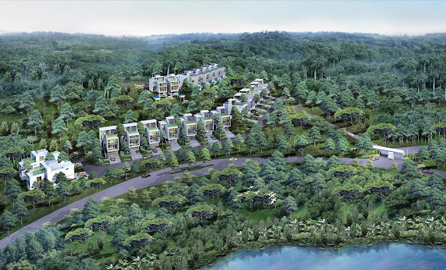 View-Cluster-River-View-Residence-Sentul-City-1