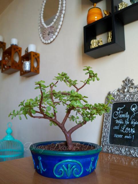 DIY Bonsai Planter