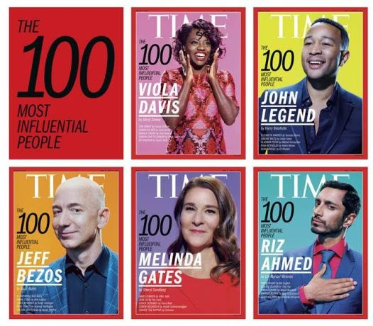 Viola Davis, Ivanka Trump, Donald Trump.. make it to TIMES 100 Most Influential People of 2017