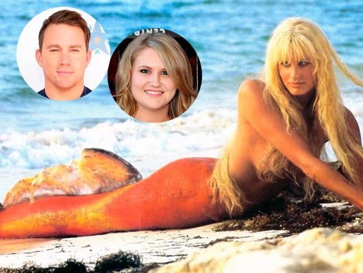 "Channing Tatum y Jillian Bell se unen al ""remake"" de 'Un, dos, tres... Splash'"