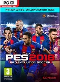 pro evolution soccer 2018 download mega