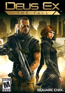 Deus Ex The Fall - PC (Download Completo em Torrent)