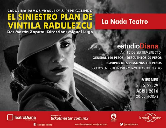 El siniestro plan de Vintila Radulezcu