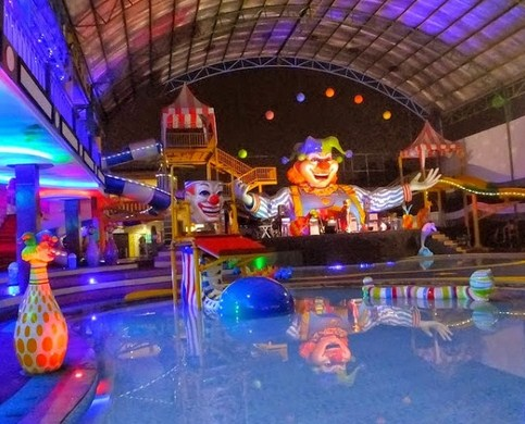 Daya Tarik Obyek Wisata Sirkus Waterplay Di Jatiasih Bekasi