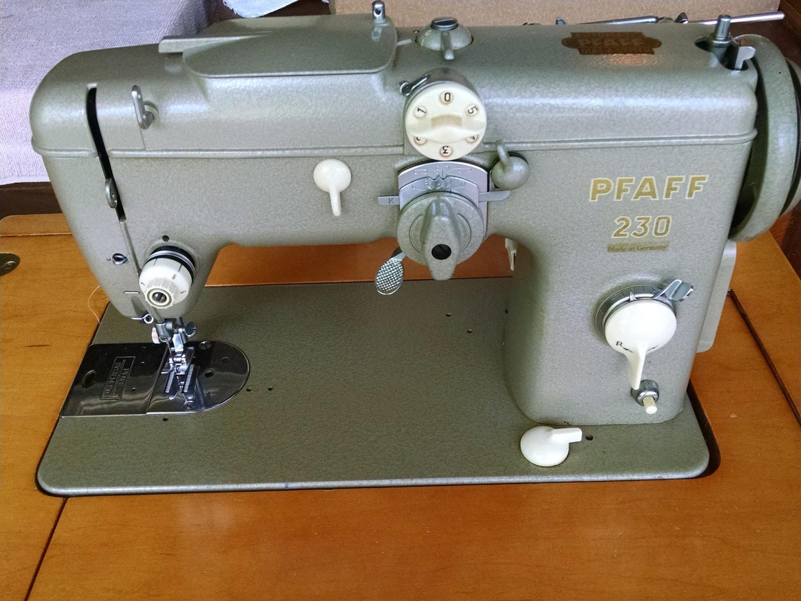 Sewing Machine Mavin: June 2016