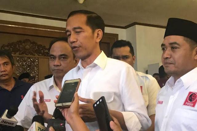 Ijtimak Ulama Dukung Prabowo, Ini Respons Jokowi