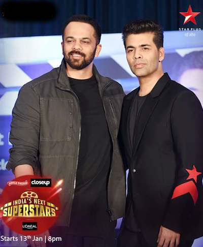 Indias Next Superstars 14 January 2018 HDTV 480p 250MB
