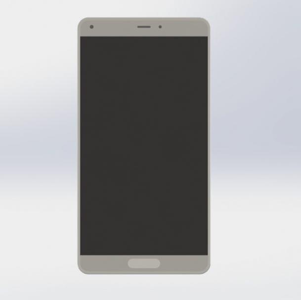 Bagian Depan Xiaomi Mi 6C