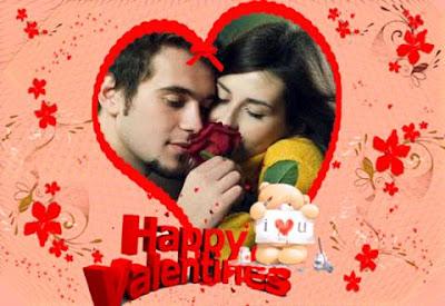Download Aplikasi dan Cara Edit Foto Bingkai Love Special Valentine Romantis Gratis