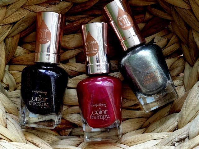 Color Therapy Nail Polishes