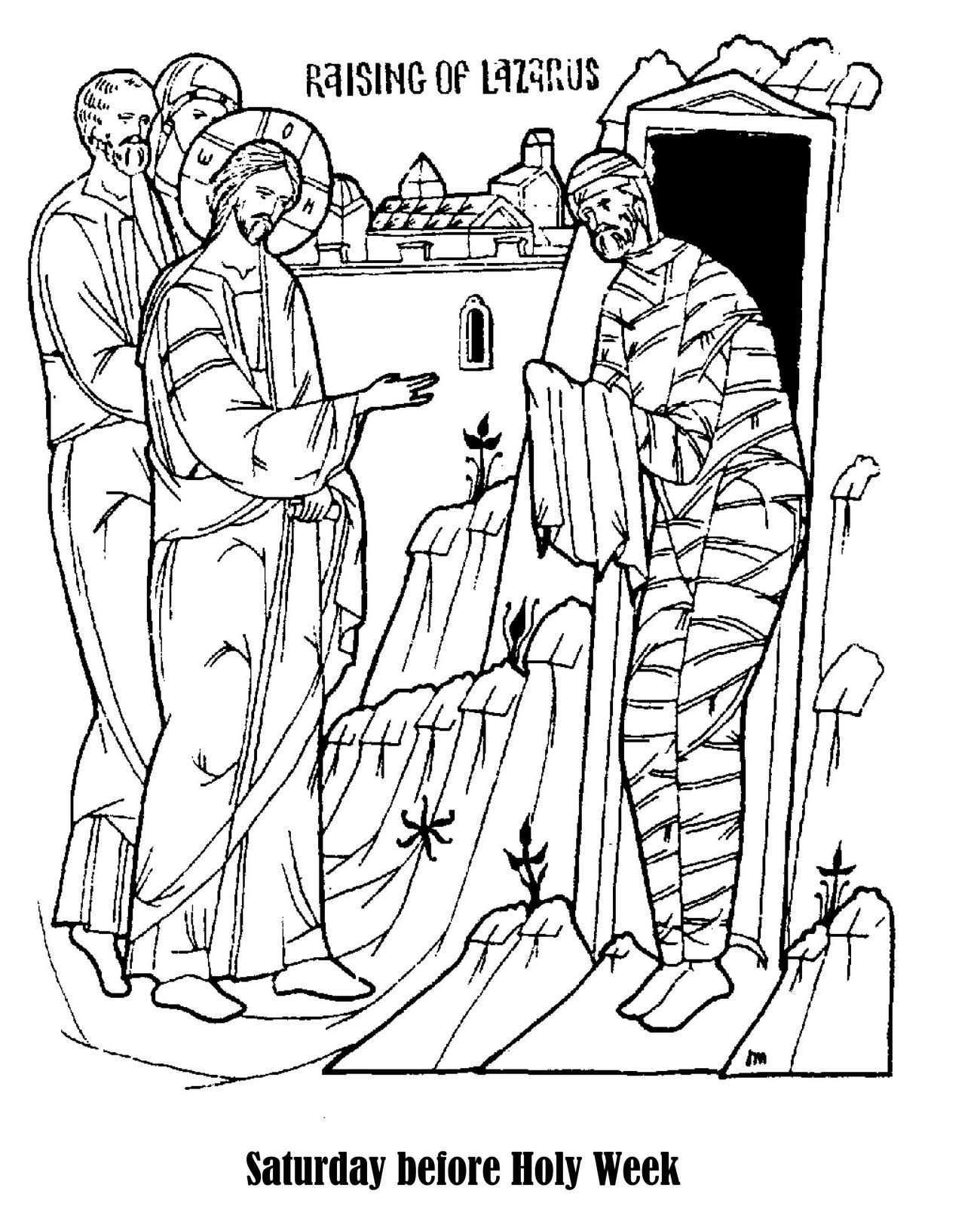St Gerasimos Fellowship April