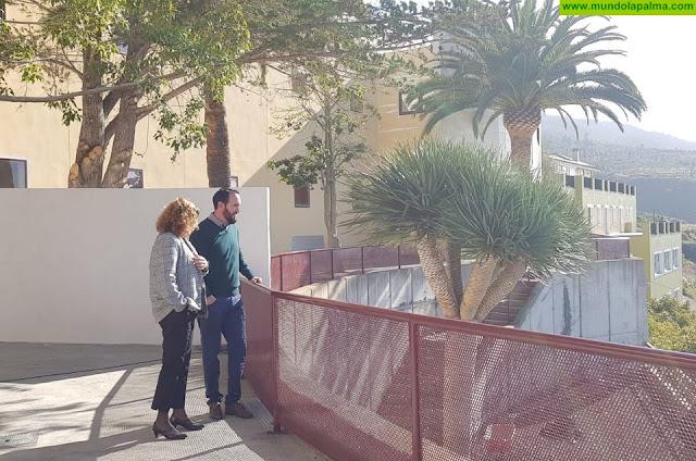 El Área de Salud de La Palma mejora las instalaciones del Centro de Salud de Tijarafe