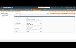 Tutorial Membuat AutoSKU Di Toko Online Magento