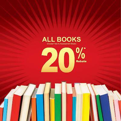 Popular All Books Rebate Discount Offer