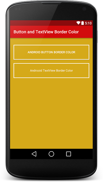 Android Card View Tutorial Textview Button - Year of Clean Water