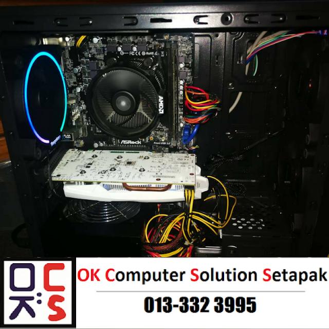 [SOLVED] DESKTOP CUSTOM TUKAR CASING | REPAIR COMPUTER SETAPAK