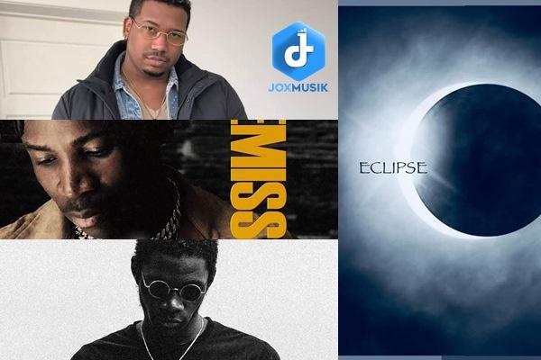 Fábio Freitas e Okénio M juntam-se a V-Lex para trazer EP Eclipse aos ouvintes da boa musica