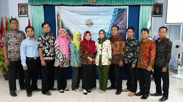 Pengurus MGMP Bahasa Inggris SMK 2018 Terbaru
