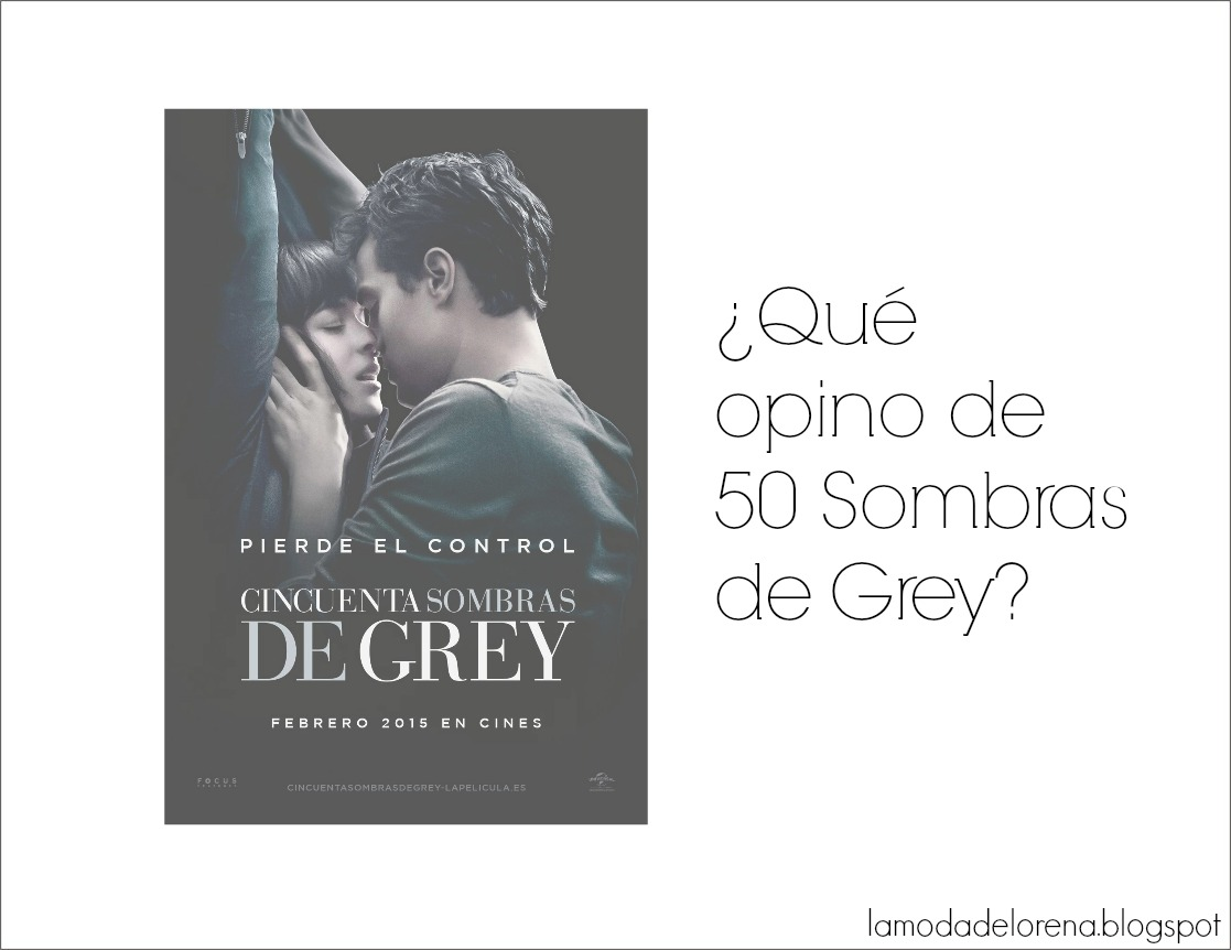 50 Sombras De Grey 2 Libro Above The World Marzo 2015