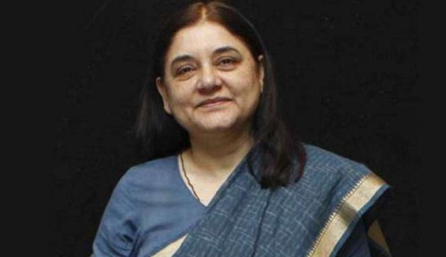 MANEKA GANDHI ने बच्चीयों को वापस भारत भेजने दूतावास को लिखा पत्र | NATIONAL NEWS
