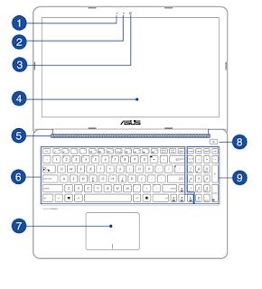 ASUS K-Series K501LX Manual PDF (English)