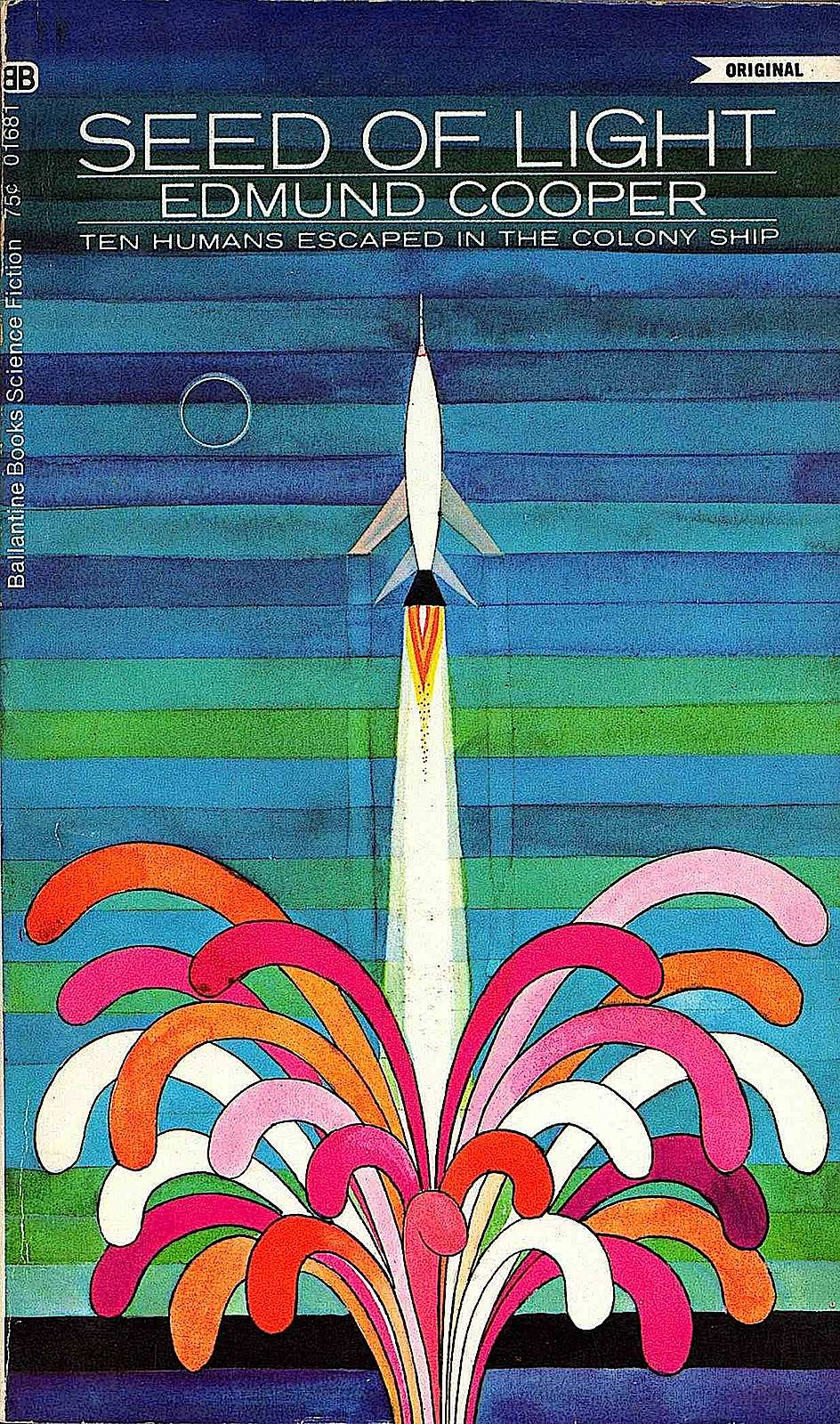 Bob Pepper 1969 book cover